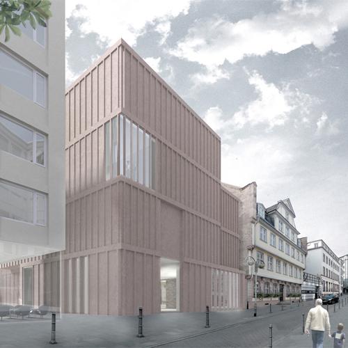 Architekturbüros Frankfurt goethehöfe deutsches romantikmuseum frankfurt turkali architekten