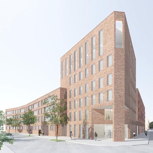 Architekten In Hannover design for a premium building ensemble in hanover turkali architekten