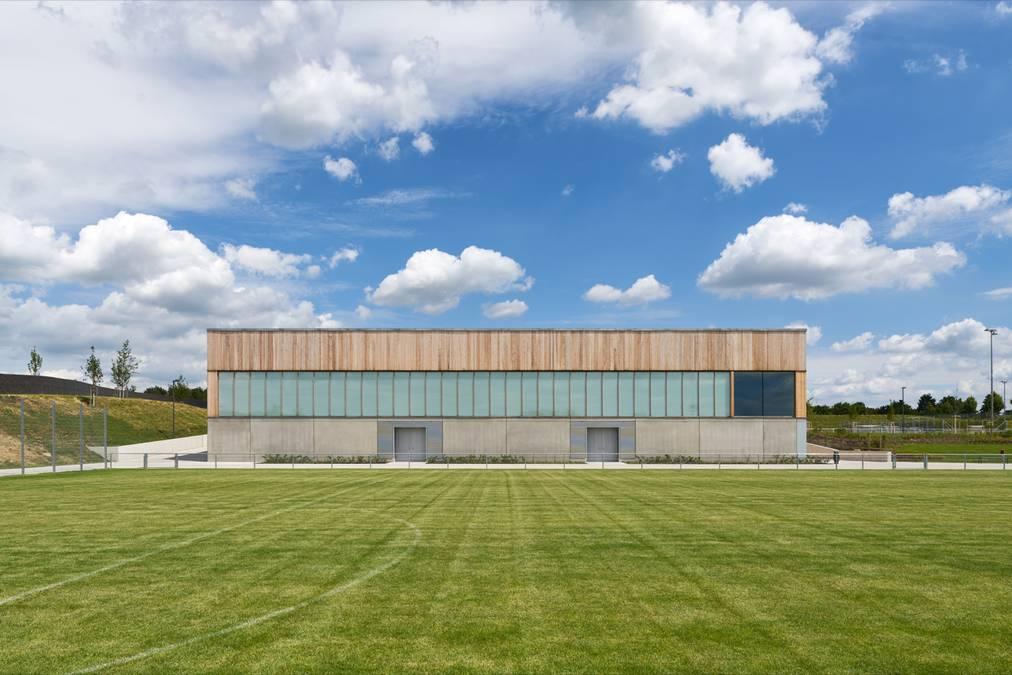 sportpark frankfurt preungesheim turkali architekten. Black Bedroom Furniture Sets. Home Design Ideas