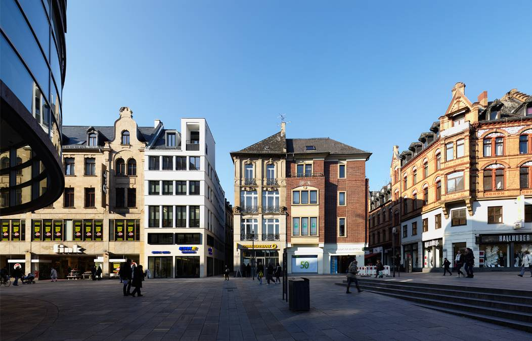 Mauritiusplatz Wiesbaden
