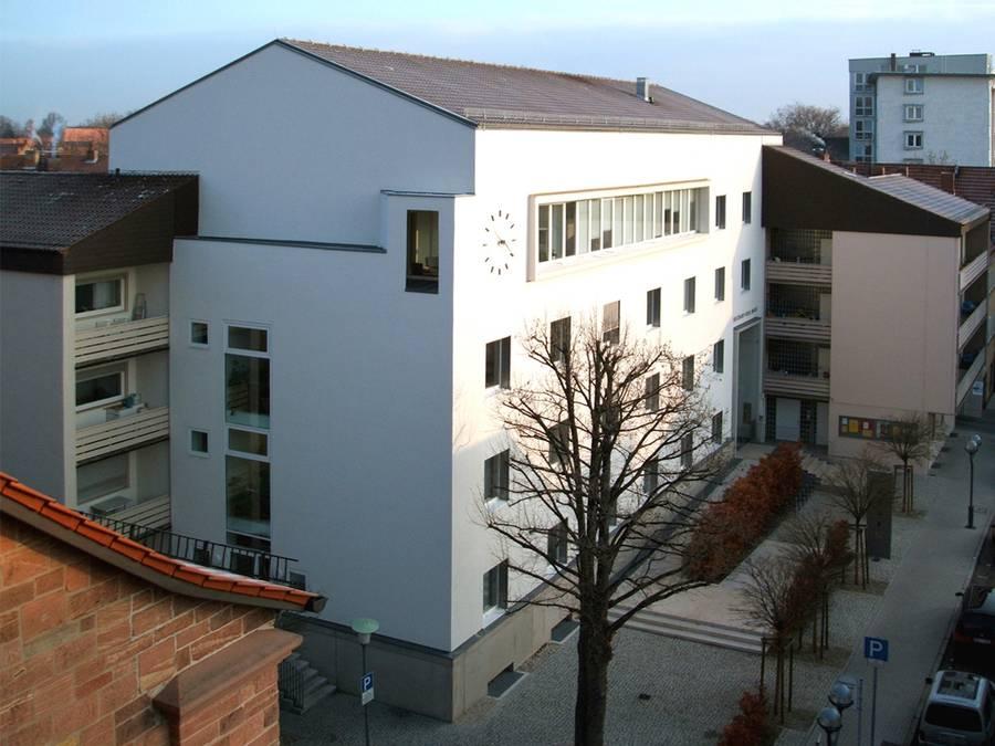 Architekten Hanau dechant diel haus turkali architekten