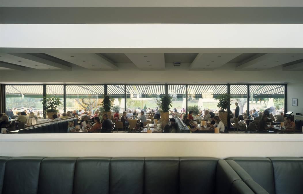 Cafe Siesmayer Frankfurt Palmengarten