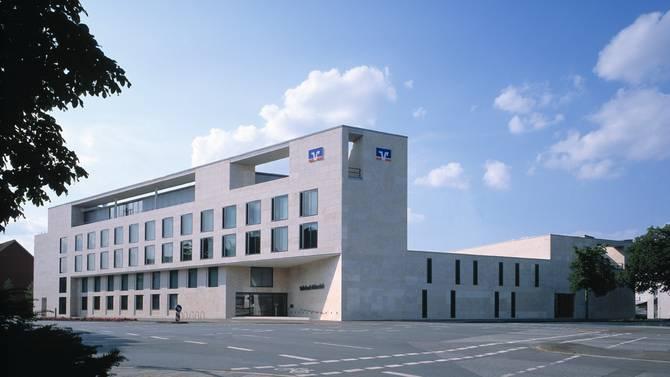Volksbank G Tersloh Turkali Architekten